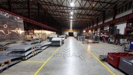Сельскохозяйственное оборудование от «РОМАКС» теперь производится на новых станках