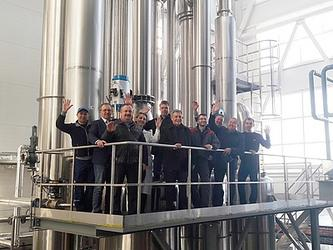 Запущен цех по производству сухого молока в Свердловской области