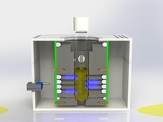 23.04.19 Новая фотометрическая ячейка для измерения ХПК