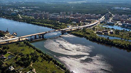 В Самарской области проект моста через Волгу обойдется в 200 млрд рублей