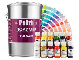 Предприятие «Новый дом» выпускает пигментные пасты для производства цветных полимерных изделий
