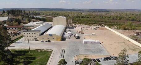 В республике Марий Эл реконструирован завод строительных материалов