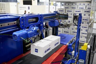 Выставка CeMAT RUSSIA «разворачивает» транспортную упаковку