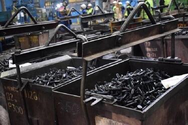 Орловский сталепрокатный завод освоил производство крепежа из атмосферостойкой стали