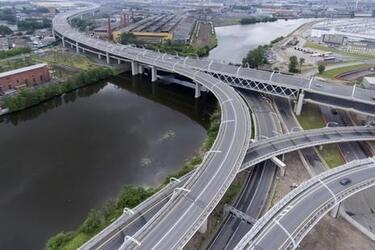 В Петербурге в 2020 году начнут строить скоростную широтную магистраль