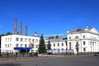 Уралкуз строит новые водоочистные сооружения