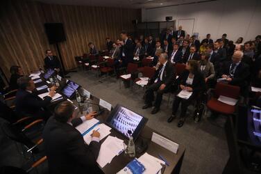 Развитие газовой отрасли обсудят на ПМГФ-2019