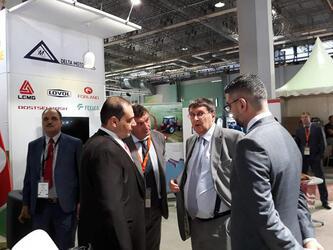 «Ростсельмаш» начал первые поставки сельхозтехники в Тунис