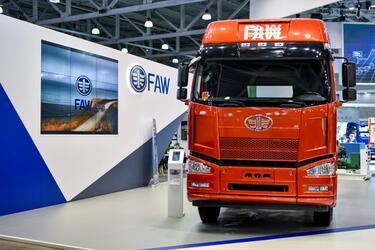 FAW снижает цены на грузовики EURO 5