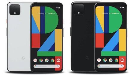 Google представила новые флагманы - Pixel 4 и 4 XL