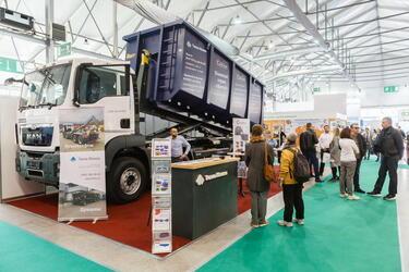 Выставка оборудования и технологий для переработки, утилизации отходов и очистки сточных вод Wasma