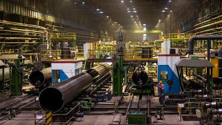 Металлоинвест поставил ОМК один миллион тонн колесной заготовки
