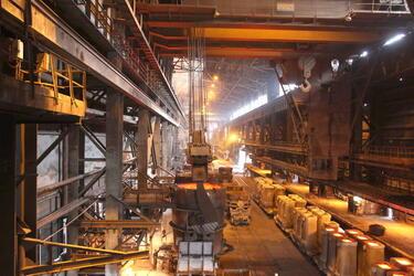 ArcelorMittal приостанавливает работу метзавода в Польше