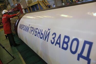 Северсталь инвестировала порядка 1 млрд руб. в модернизацию Ижорского трубного завода