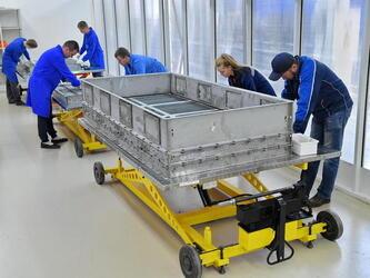 Ижевский завод «Купол» наращивает производство гражданского оборудования