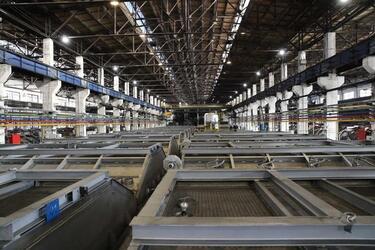 Новую печь обжига запустили на Новочеркасском электродном заводе