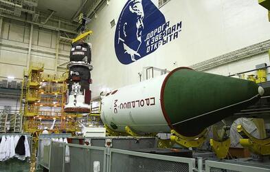 На космическом корабле «Прогресс МС-13» оказался неисправен кабель