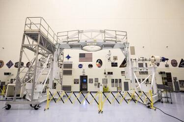 Подготавливается оборудование для конечной сборки ровера Mars 2020