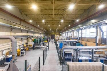 В городе Верхняя Пышма на заводе «Уралэлектромедь» открыт новый участок отдела технического контроля