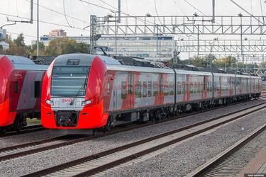 На МЦК вышли 9 новых электропоездов «Ласточка» и проведена масштабная модернизация инфраструктуры
