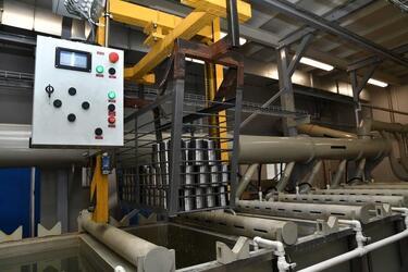 Ижевский завод ГК «Римера» ввел в эксплуатацию участок для нанесения гальванических покрытий