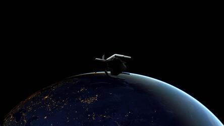 Европейский зонд для уничтожения космического мусора запустят в 2025 году