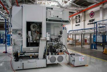 На ПАО «Кузнецов» открыли центр по производству шестерней для двигателей