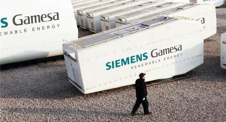 «Сименс Гамеса» запустила сборочное производство первых гондол ветровых турбин в России