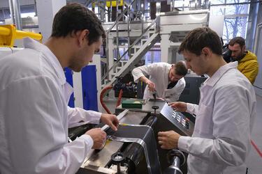 В Краснодаре запущено производство авиационных аккумуляторных батарей
