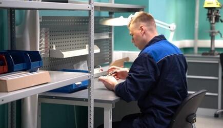 Первый в России центр 3D-печати по производству контактирующих устройств открыли в Ижевске