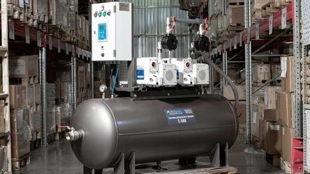 Российская компания реализовала проект по поставке системы центрального вакуума в Казахстан