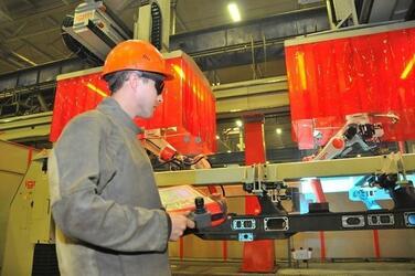 Брянский машиностроительный завод завершил очередной этап модернизации производства
