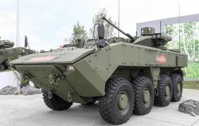 """Для платформы """"Бумеранг"""" разработают новый боевой модуль"""