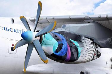 Завершен первый этап проекта по разработке цифрового двойника двигателя ТВ7-117СТ-01