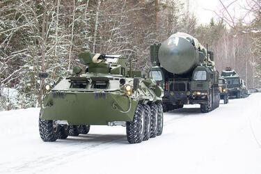 Ракетный полк на Алтае перевооружён на стратегические «Ярс-С»