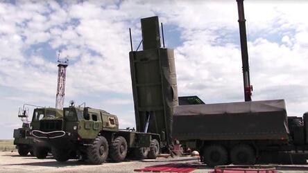 На боевое дежурство заступил первый ракетный полк «Авангарда»