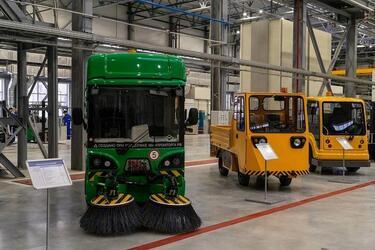 На оборонном заводе в Екатеринбурге открыли два цеха по выпуску гражданской продукции