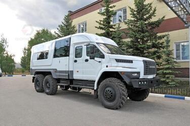 Нижегородская компания выпустила новую спецтехнику на базе Урал-Next, ГАЗон-Next и Садко-Next
