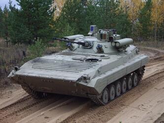 Современные боевые машины в 2020 году поступят в подразделения Сухопутных войск