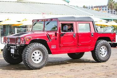 General Motors возродит Hummer, сделав его электрическим