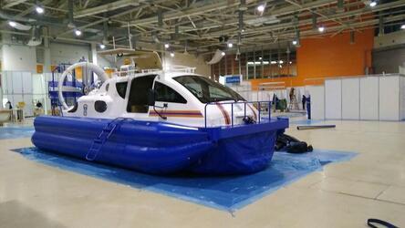 """АО """"Флот"""" поставила серию СВП проекта «Марс-10» для МЧС России"""