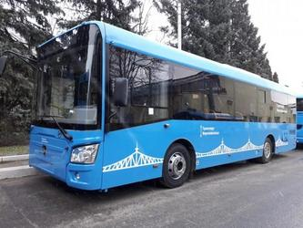 «Группа ГАЗ» поставит в Тверь свыше 430 автобусов