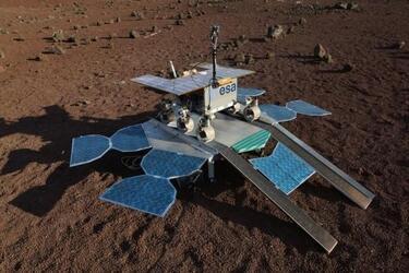 Российские научные приборы для миссии «ЭкзоМарс» успешно прошли испытания в Тулузе