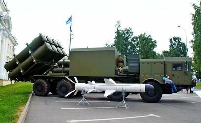 Первый ракетный комплекс «Бал» поступил в Каспийскую флотилию