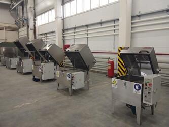 Пензенский машиностроительный завод отправил в Европу первую партию моечных машин