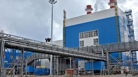 «Квадра» ввела в эксплуатацию новый энергоблок Воронежской ТЭЦ-1 мощностью 223 МВт
