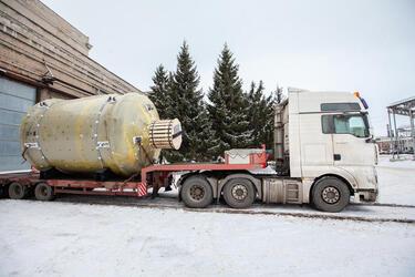 АО «ТЯЖМАШ» полностью отгрузил оборудование для Агаракского ММК в Армении
