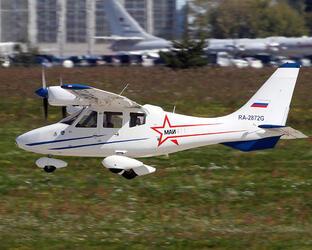 В Дагестане открыт цех по производству легкомоторных самолётов МАИ-411
