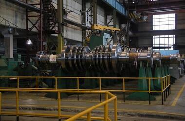 ПАО «Силовые машины» завершило монтаж стенда для сборки камер сгорания газовых турбин