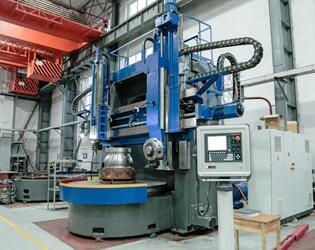 Южный завод тяжелого станкостроения выполнил крупный заказ для «Белэнергомаша»